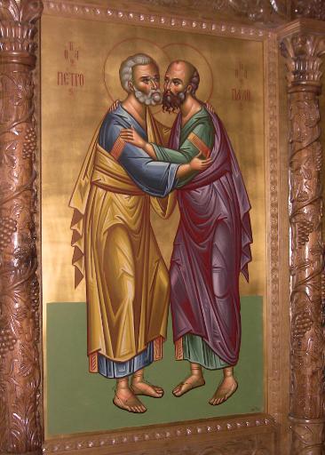 Ο Απόστολος και το Ευαγγέλιον – ΚΥΡΙΑΚΗ 10/9/2017